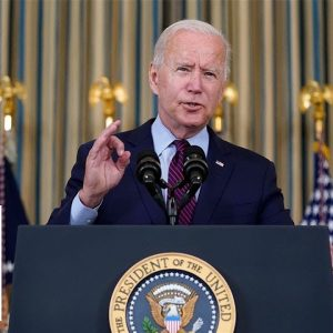 President Biden delivers remarks at The Dodd Center for Human Rights