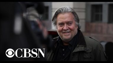 Watch Live: House votes on holding Steve Bannon in criminal contempt